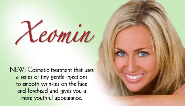 Xeomin inections at la nouvelle medical spa, oxnard